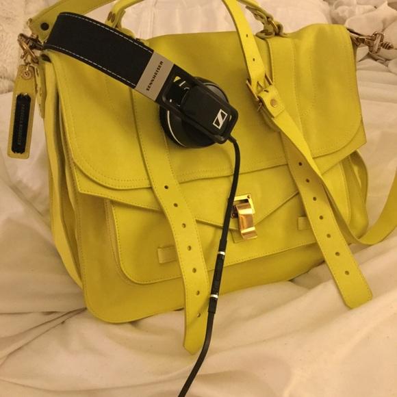 💯 Guaranteed Auth. Proenza Schouler Mesenger Bag